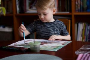 Lapse kognitiivsete võimete diagnostika
