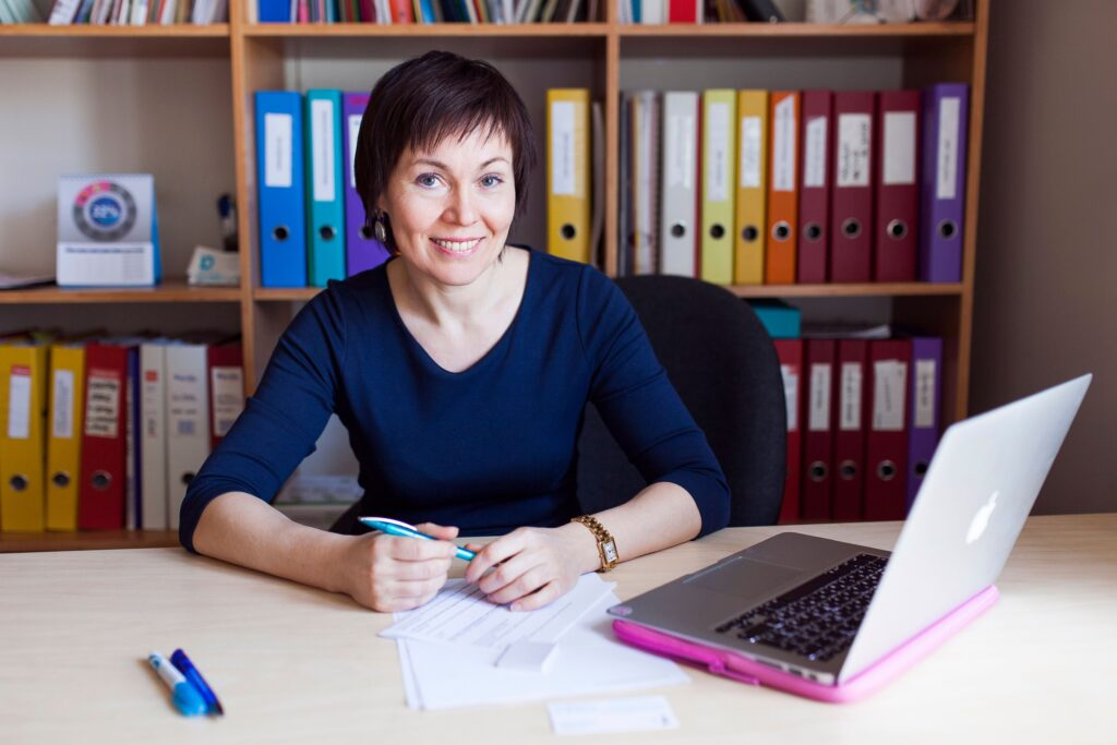 Natalja Krassilnikova psüholoog